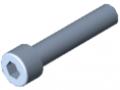 Zylinderschraube DIN 912 M8x40, verzinkt