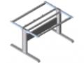 Tischgestell F 2 F 1500