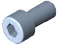 Zylinderschraube DIN 912 M8x16, verzinkt