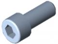 Zylinderschraube DIN 912 M10x25, verzinkt