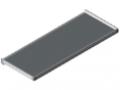 Tablett 1x180° 1800 ESD W
