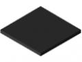 Polyethylen UHMW 10mm, schwarz ähnlich RAL 9005