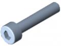Zylinderschraube DIN 912 M3x16, verzinkt