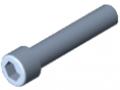 Vite a testa cilindrica DIN 912 M12x60, zincato