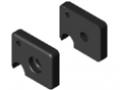Abstreif- und Schmiersystem 8 D10, schwarz