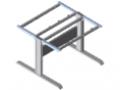 Tischgestell F 2 F 1200
