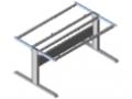 Table de travail F 2 F 1800