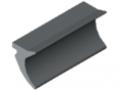 Dichtprofil 4-5mm - XMS, grau