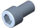 Zylinderschraube DIN 912 M12x20, verzinkt