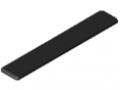 Abdeckkappe LRF 8 D10 160x28, schwarz