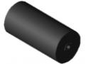 Rolle D30-63 ESD, schwarz