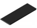 Calotta per squadra automatica 8 80x80, nero simile a RAL 9005