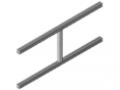 Tischaufsatz Strebensatz H - 1200 F