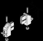 Trenn- und Führungsprofil 32x12 Anschlusssatz