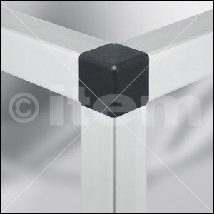 Verbindungssatz 8 40x40x40, schwarz