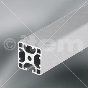 Profil 8 40x40 3N leicht, natur