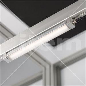 Maschinenleuchte LED 12W 40x40x415