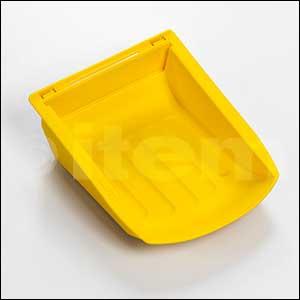 Greifschale 8 105x130, gelb ähnlich RAL 1023