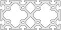 Profil 12 240x120, natur